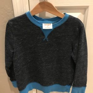 Toddler pullover sweater